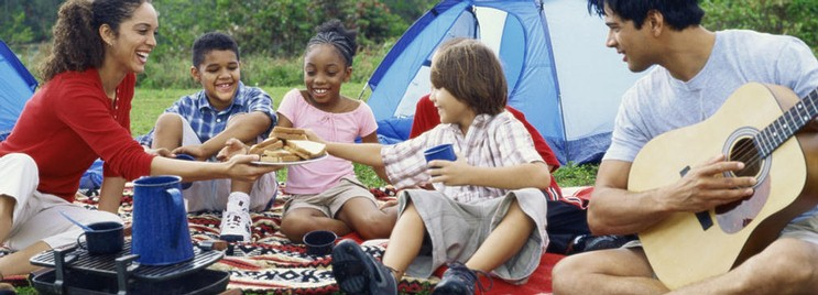 10 Things Every Person Should Bring on a Camping Trip