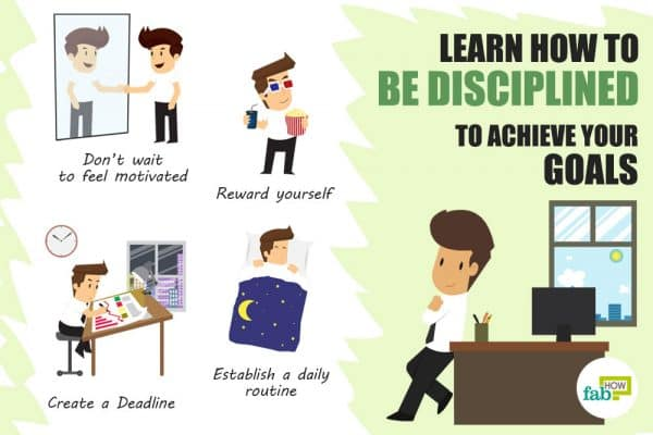 How to Gain Self-Discipline