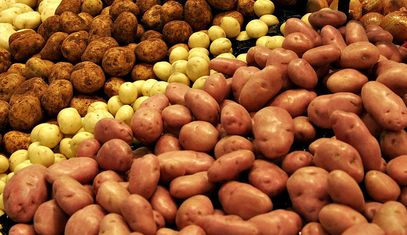 The Top Ten Reasons Why Potatoes Will Improve Your Health